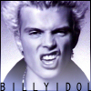Billy Idol Sneer