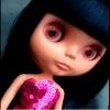 Blythe Doll pink