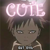 Cute But evil li`l Gaara