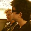Devils with halos
