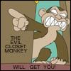Evil Monkey Grrr