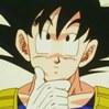 Goku thinkz