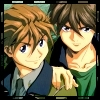 Heero and Duo