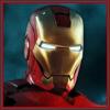 Iron Man stare