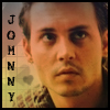 Johnny serious