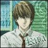 Kira in Death Note