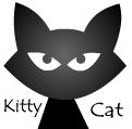 Kitty cat cartoon