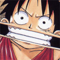 Luffy Pulling a Face