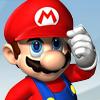 Mario salute