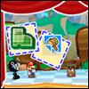 Paper Mario battle
