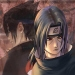 Sasuke and Itachi back to back