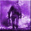 Soldier light purple