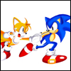 Sonic with Tails