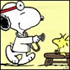 Woodstock & Snoopy
