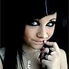 emo girl dark