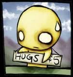 hugs emo
