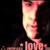 vampires love me