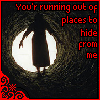 you`re running ou of places...